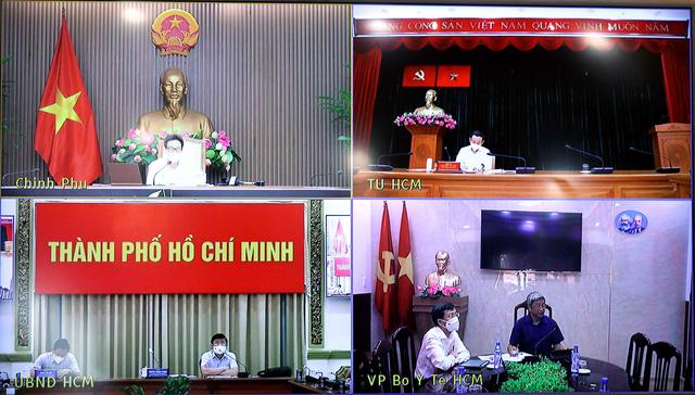 TP Hồ Chí Minh sẵn sàng kịch bản ứng phó 1.600 ca mắc/ngày, dự kiến có thể lên 10.000 người/5 ngày - Ảnh 1.