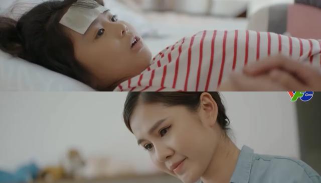 Mùa hoa tìm lại - Tập 21: Thủy rơi nước mắt vì Đồng, bé Ngân xin mẹ cứu bố - ảnh 2