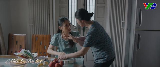 Mùa hoa tìm lại - Tập 22: Đột nhập nhà Tuyết (Hương Giang), mẹ Hoàn muốn trộm tài sản gì? - ảnh 4