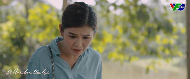 Mùa hoa tìm lại - Tập 22: Bé Ngân gặp nguy hiểm khi băng qua đường khi gặp bố Đồng? - ảnh 2