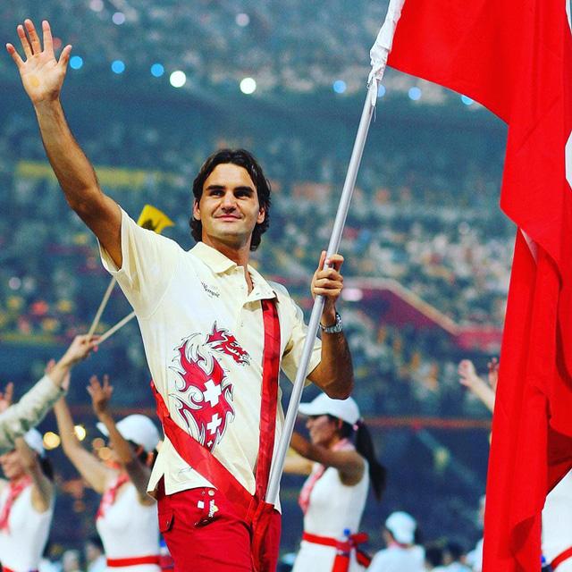 Roger Federer rút lui khỏi Olympic Tokyo - Ảnh 1.