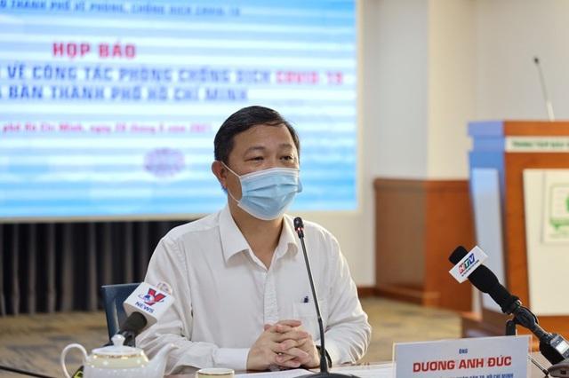 """TP Hồ Chí Minh bác tin giới nghiêm, lãnh đạo dương tính SARS-CoV2"""" - Ảnh 3."""