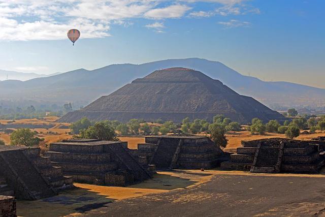 Khám phá 8 tàn tích cổ đại đầy bí ẩn tại Mexico - ảnh 2