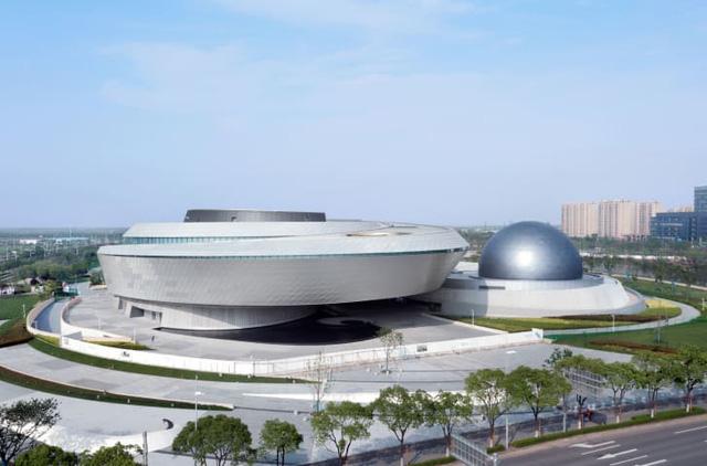 Bảo tàng thiên văn học lớn nhất thế giới chính thức mở cửa tại Thượng Hải - ảnh 2