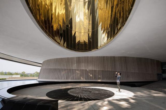 Bảo tàng thiên văn học lớn nhất thế giới chính thức mở cửa tại Thượng Hải - ảnh 3