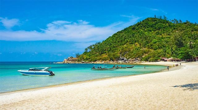 Thái Lan mở cửa 3 hòn đảo du lịch bất chấp nguy hiểm từ biến thể Delta - ảnh 1