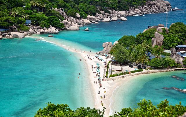 Thái Lan mở cửa 3 hòn đảo du lịch bất chấp nguy hiểm từ biến thể Delta - ảnh 3