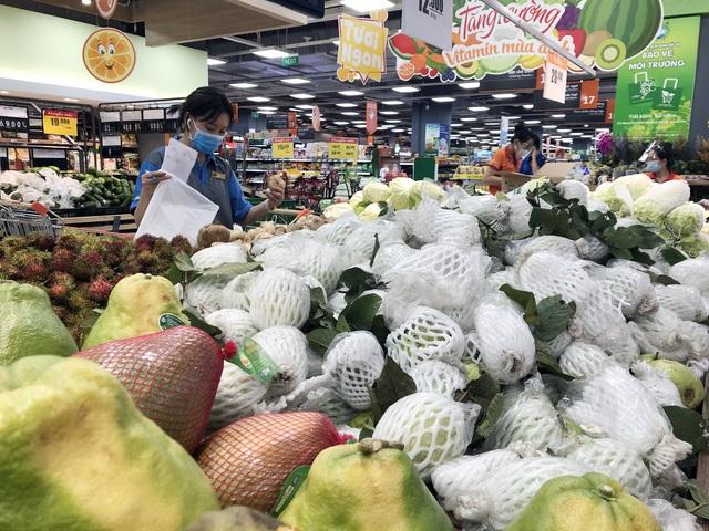 Chuỗi cung ứng hàng hoá linh hoạt chưa từng có tại TP Hồ Chí Minh - Ảnh 2.