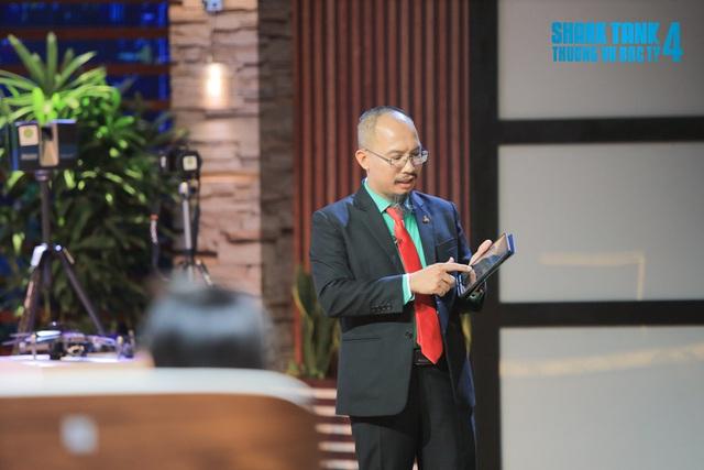 Shark Tank Việt Nam: Bị Shark cho rằng giống Google Street View, startup vẫn định giá 100 tỷ đồng - Ảnh 2.