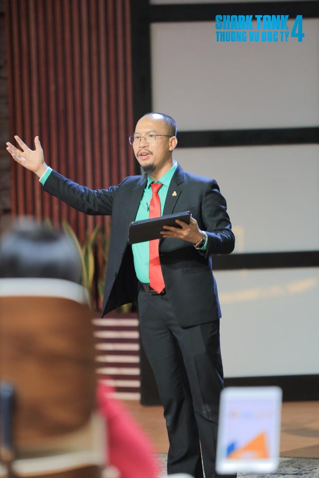 Shark Tank Việt Nam: Bị Shark cho rằng giống Google Street View, startup vẫn định giá 100 tỷ đồng - Ảnh 5.