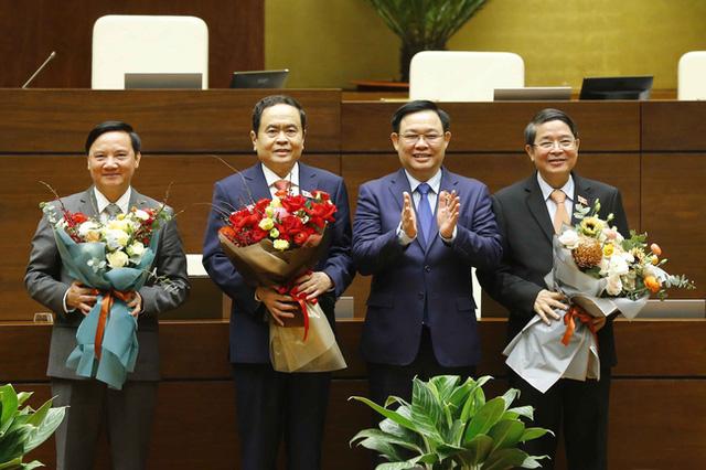 Trực tiếp: Hôm nay, Kỳ họp thứ nhất Quốc hội khóa XV khai mạc, bầu Chủ tịch Quốc hội - Ảnh 1.
