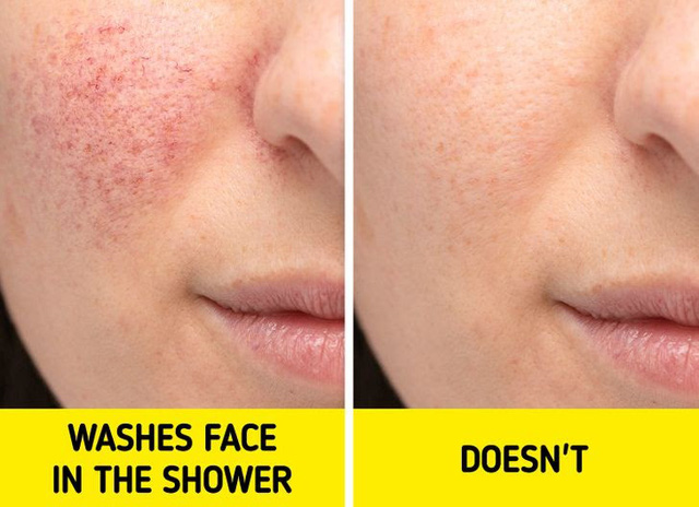 Tại sao không nên rửa mặt khi tắm vòi hoa sen? - Ảnh 2.