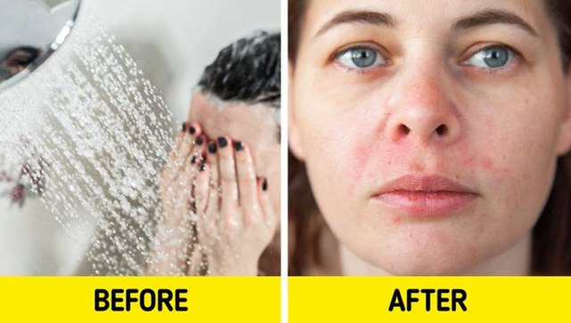 Tại sao không nên rửa mặt khi tắm vòi hoa sen? - Ảnh 5.