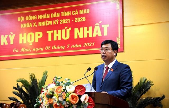 Cà Mau bầu Chủ tịch HĐND và UBND tỉnh - Ảnh 1.