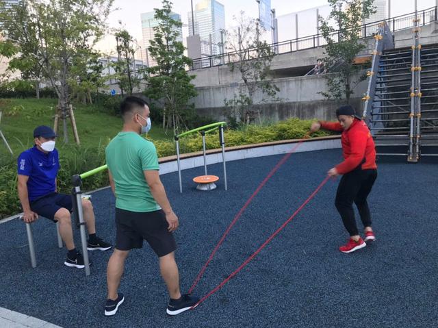 Âm tính với COVID-19, Đoàn Thể thao Việt Nam nhập Làng VĐV Olympic - Ảnh 4.