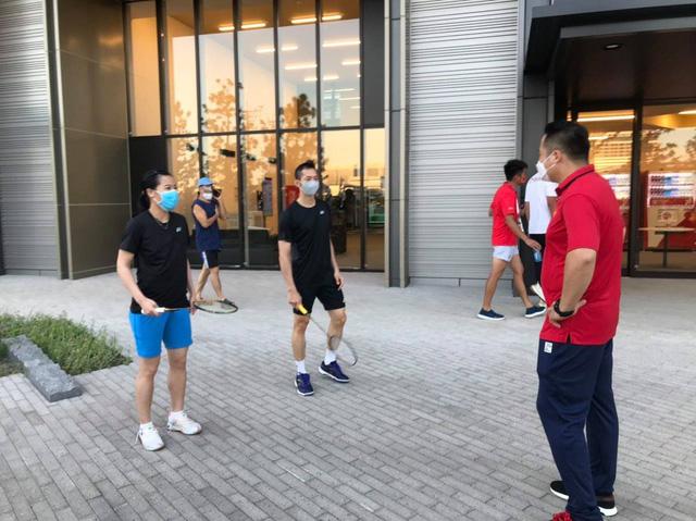 Âm tính với COVID-19, Đoàn Thể thao Việt Nam nhập Làng VĐV Olympic - Ảnh 3.