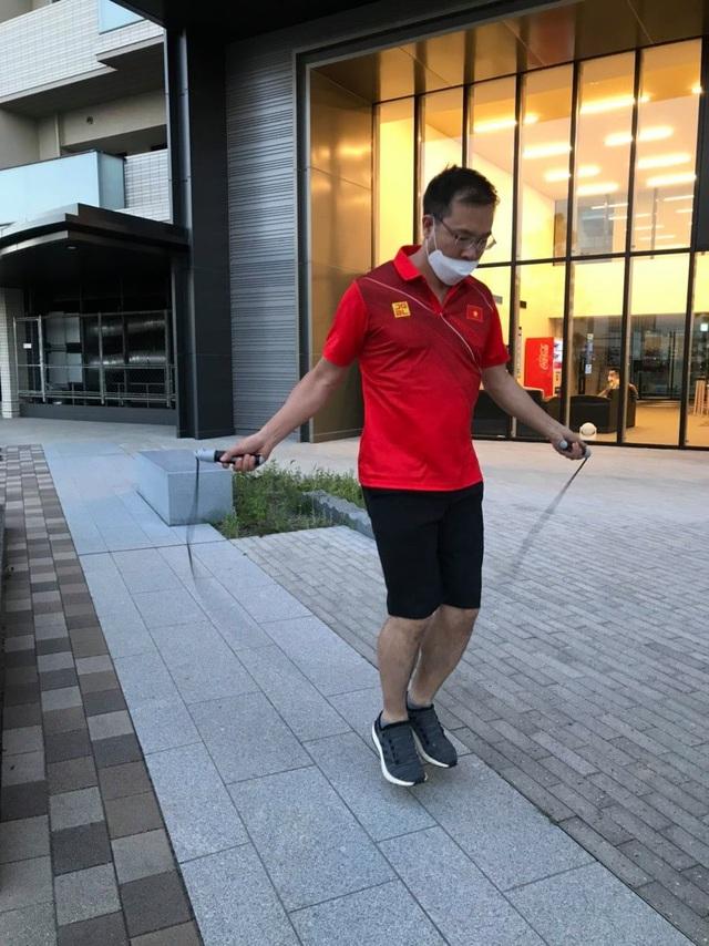 Âm tính với COVID-19, Đoàn Thể thao Việt Nam nhập Làng VĐV Olympic - Ảnh 5.