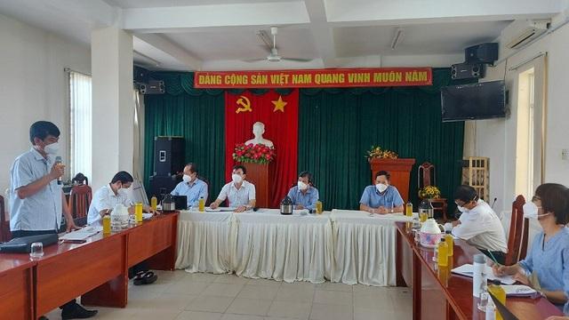 Bộ Y tế giúp Đồng Nai khống chế điểm dịch Công ty Changshin - Ảnh 1.