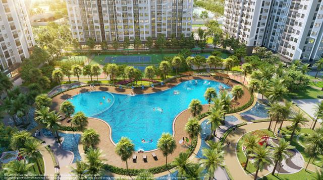 Vinhomes ra mắt phân khu The Miami giữa đại đô thị quốc tế phía Tây Thủ đô - ảnh 3