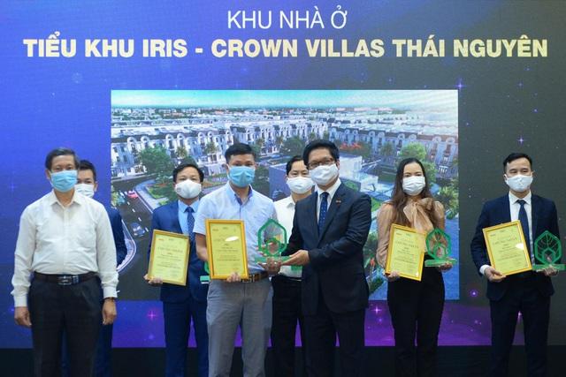 Thái Hưng Crown Villas: Đô thị đáng sống hội tụ cộng đồng tinh hoa - ảnh 1