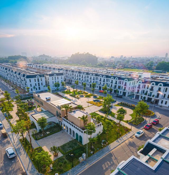 Thái Hưng Crown Villas: Đô thị đáng sống hội tụ cộng đồng tinh hoa - ảnh 3