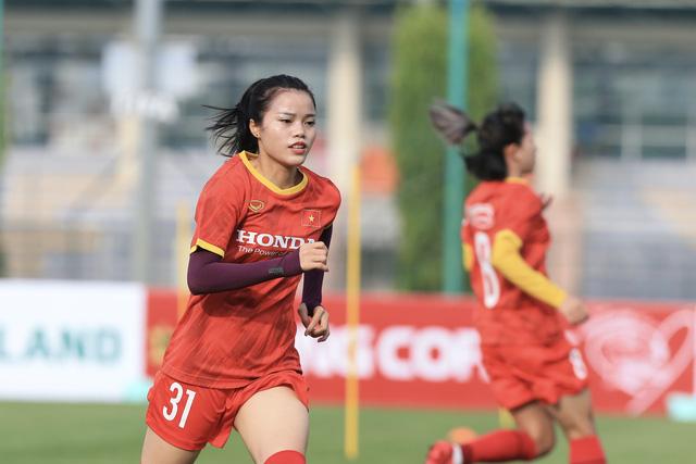Nữ tuyển thủ Phạm Hoàng Quỳnh: Nếu được trao cơ hội, tôi sẽ cố gắng hết sức mình - Ảnh 1.