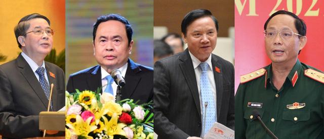 Chân dung 18 lãnh đạo Quốc hội và các cơ quan Quốc hội khóa XV - Ảnh 2.