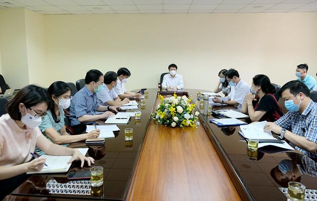 Hà Nội chuẩn bị cho chiến dịch tiêm chủng lớn nhất từ trước đến nay - Ảnh 1.