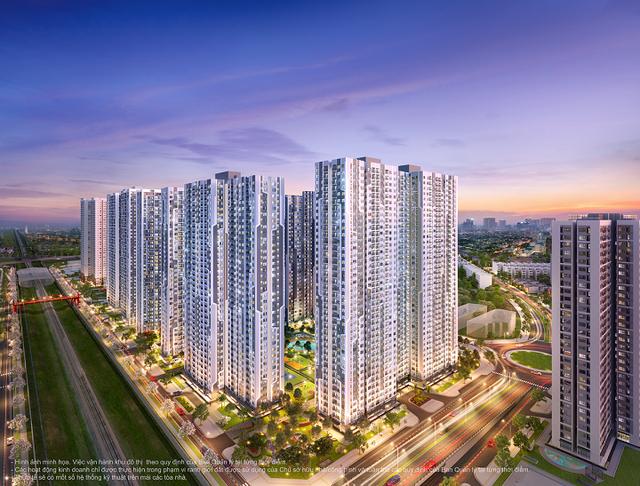 Vinhomes ra mắt phân khu The Miami giữa đại đô thị quốc tế phía Tây Thủ đô - ảnh 1