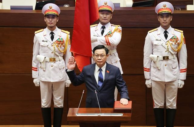 Chân dung 18 lãnh đạo Quốc hội và các cơ quan Quốc hội khóa XV - Ảnh 1.