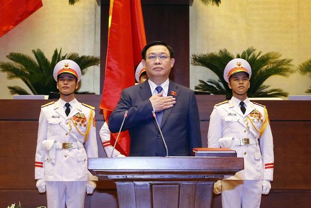 Quốc hội bầu xong 3 chức danh lãnh đạo chủ chốt nhiệm kỳ 2021 - 2026 - Ảnh 5.