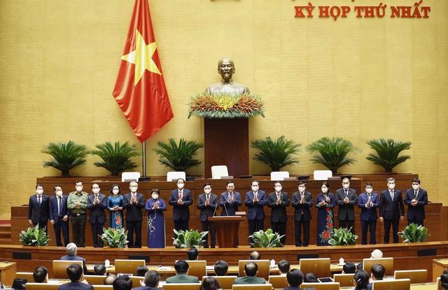 Chân dung 18 lãnh đạo Quốc hội và các cơ quan Quốc hội khóa XV - Ảnh 3.