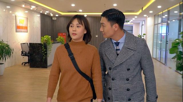 Loạt áo len, trang phục lỗi mốt dìm dáng của Nam (Phương Oanh) trong Hương vị tình thân - Ảnh 34.