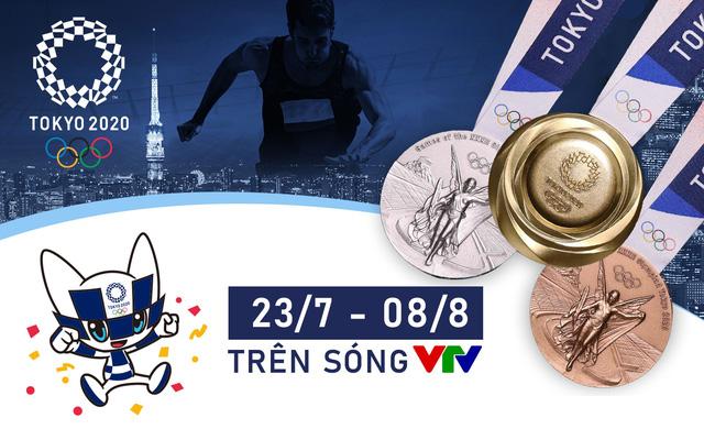 Nhà báo Phan Ngọc Tiến: Olympic Tokyo 2020 là món quà VTV trân trọng dành tặng khán giả cả nước - Ảnh 2.