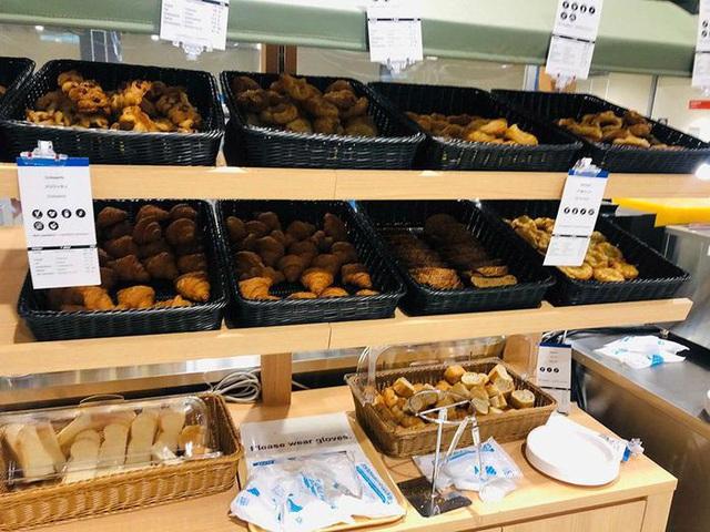 Chùm ảnh: Khu nhà ăn của VĐV Olympic Tokyo 2020 - Ảnh 7.