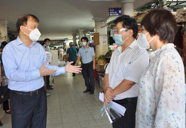 Bộ Công Thương đề nghị TP Hồ Chí Minh nghiên cứu sớm mở thêm chợ truyền thống - ảnh 2