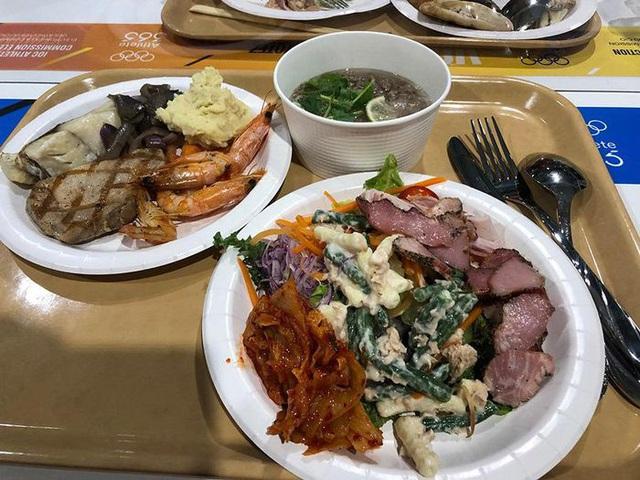 Chùm ảnh: Khu nhà ăn của VĐV Olympic Tokyo 2020 - Ảnh 5.