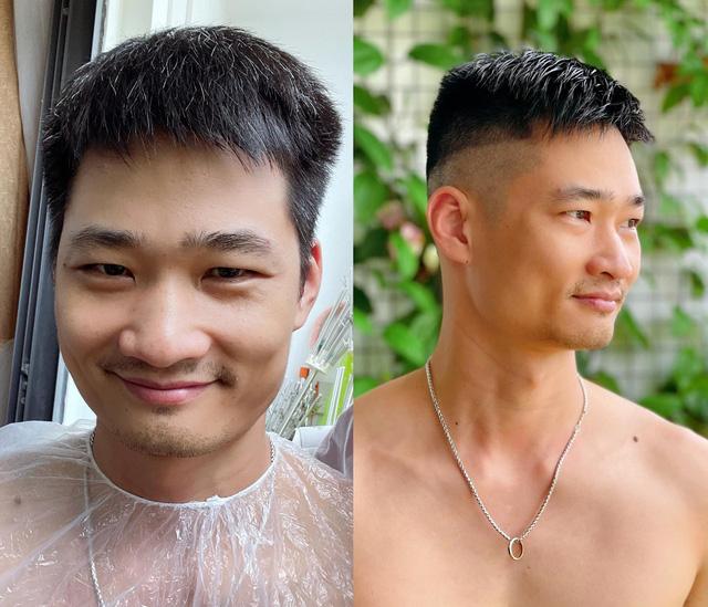 Sao Việt với những kiểu tóc tại gia trong mùa dịch - Ảnh 7.