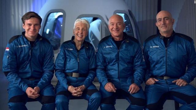 Cuộc đua 1.000 tỷ USD vào vũ trụ - ảnh 1