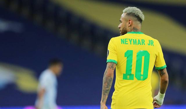 Neymar thế chỗ Griezmann làm đại sứ của game PES 2022 - Ảnh 1.