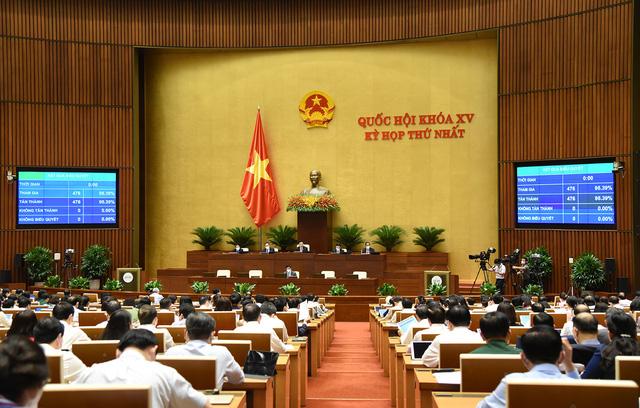 Ủy ban Kinh tế tán thành với nhận định trong Báo cáo KT-XH của Chính phủ - ảnh 1