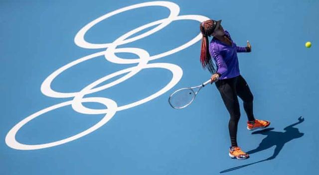 Naomi Osaka và mục tiêu tại Olympic trên quê nhà - Ảnh 1.