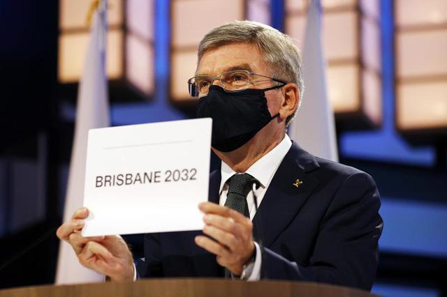 Thành phố Brisbane của Australia là chủ nhà của Olympic 2032 - Ảnh 1.