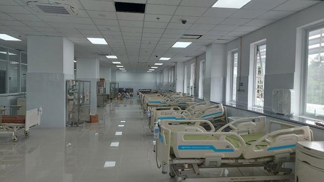 Đồng Nai dồn sức sớm đưa các bệnh viện điều trị COVID-19 vào hoạt động - Ảnh 2.