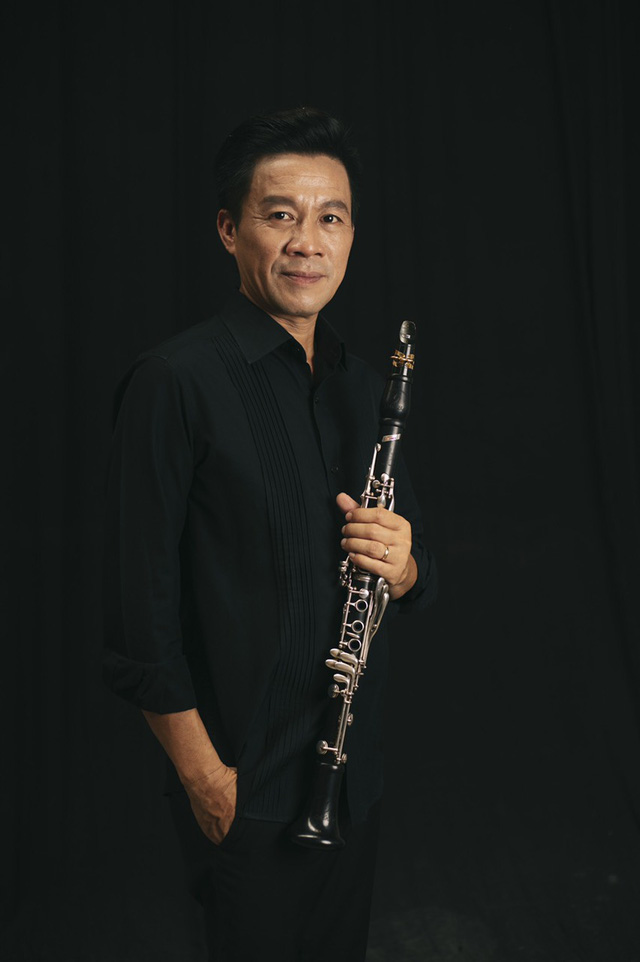 Gặp gỡ nghệ sĩ có 4 thệ hệ say kèn clarinet - Ảnh 1.