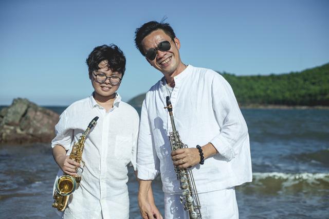 Gặp gỡ nghệ sĩ có 4 thệ hệ say kèn clarinet - Ảnh 3.