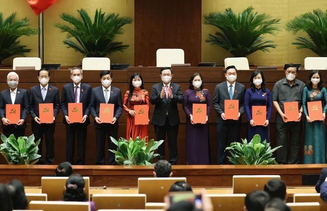Danh sách Trưởng đoàn, Phó Trưởng đoàn phụ trách đại biểu Quốc hội 63 tỉnh thành - Ảnh 1.