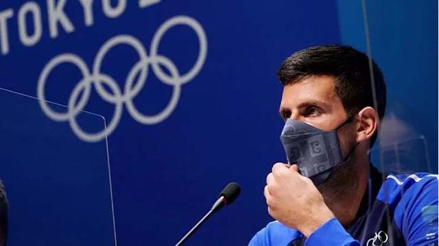 Novak Djokovic quyết tâm giành Vàng tại Olympic Tokyo 2020 - Ảnh 1.