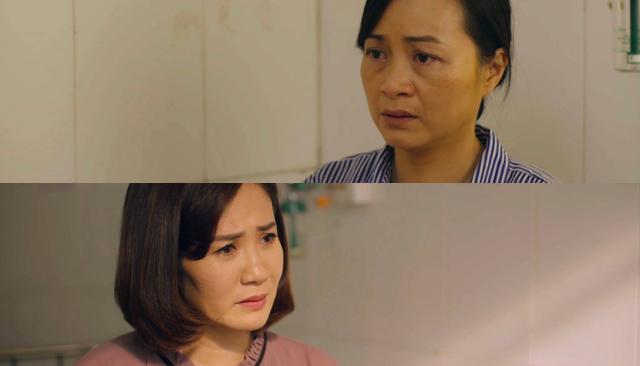 Hãy nói lời yêu - Tập 29: Mẹ Phan bỏ đi, bà Hoài bước đầu thành công chia rẽ Phan và My - Ảnh 2.