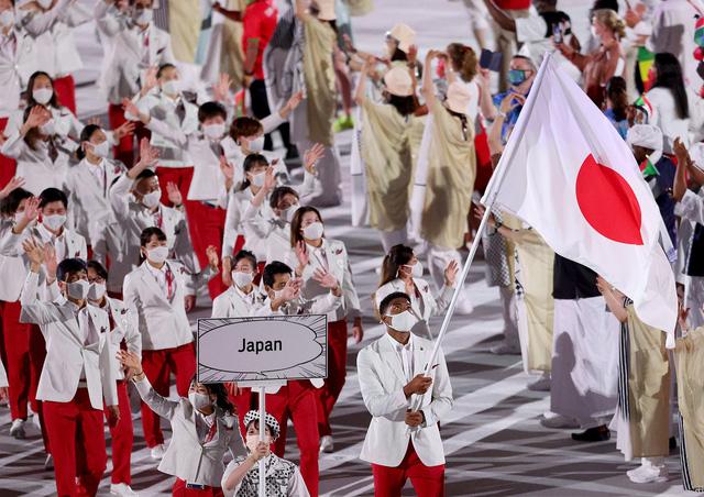 Lễ khai mạc Olympic Tokyo 2020: Giản dị nhưng giàu ý nghĩa! - Ảnh 2.